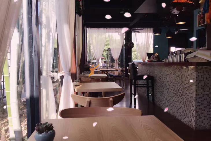 嘉定区嘉定新城特色玛吉餐厅装修设计
