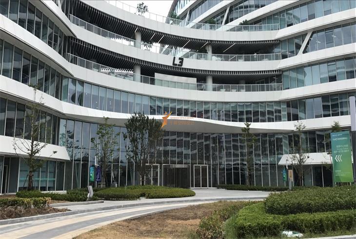 青浦区汉甲美业集团办公室装修设计