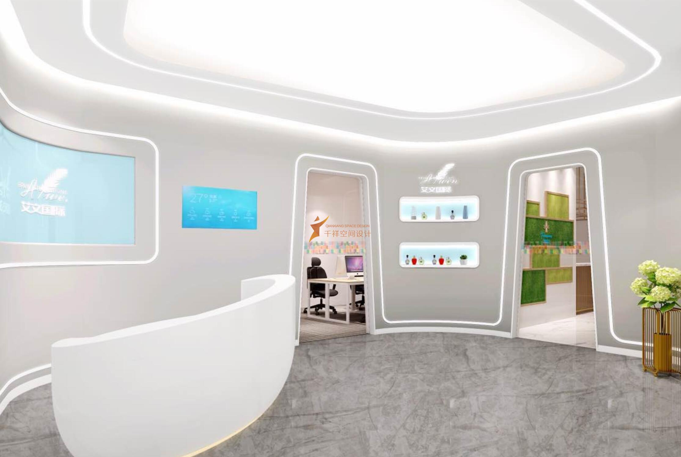 紛悅集美空間美咖裝修設計效果圖-上海千祥空間設計擁有專業的上海美